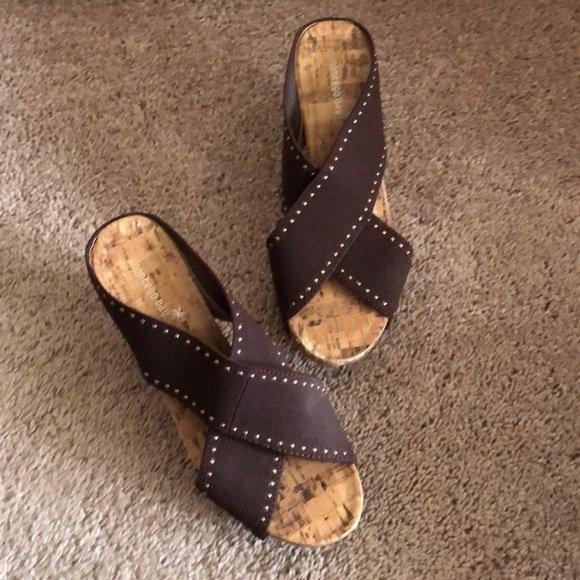 Montego Bay Club Shoes - Brown sandals